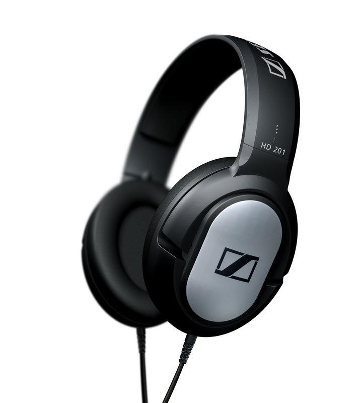 {音悅音響MUSIC HI-FI}德國SENNHEISER HD201耳罩式耳機 公司貨