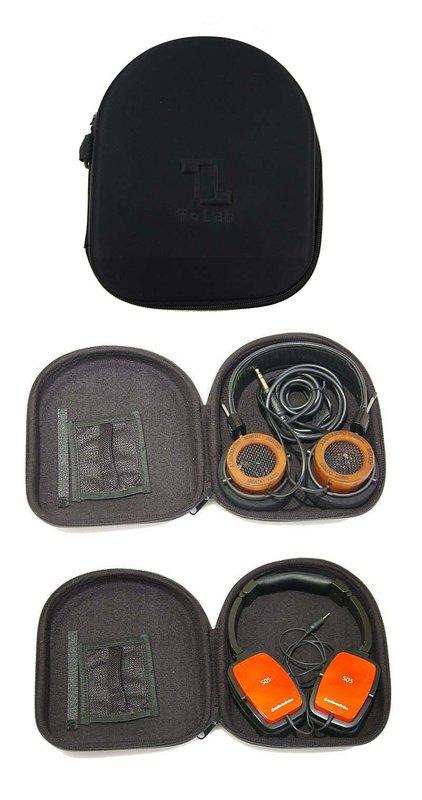 {音悅音響MUSIC HI-FI}HP-CASE 中型耳罩式耳機專用收納盒 輕巧 方便 保護