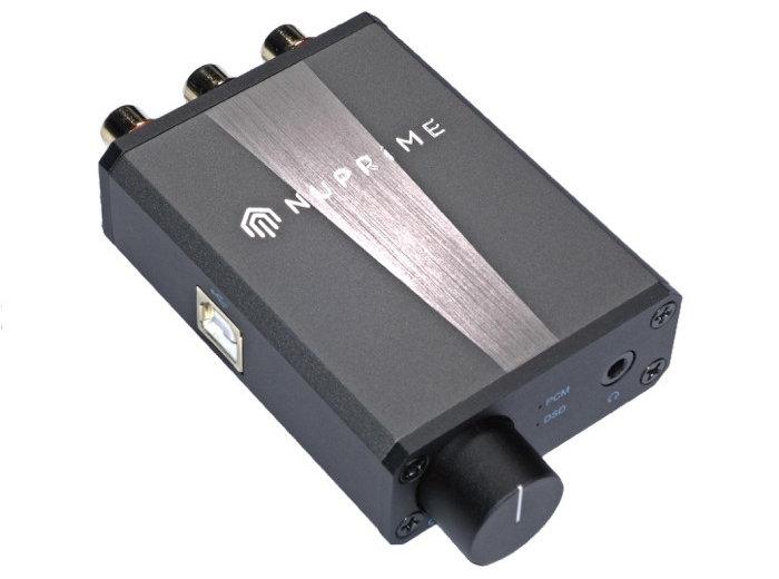 {音悅音響MUSIC HI-FI}NuPrime Audio uDSD DAC 小型 USB DAC 數位類比解碼器 耳機擴大機 DDC 公司貨