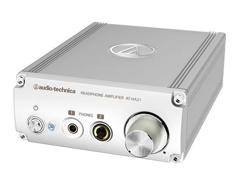 {音悅音響MUSIC HI-FI}鐵三角 AT-HA21 充分發揮播放器材潛在性能的擴大機 公司貨