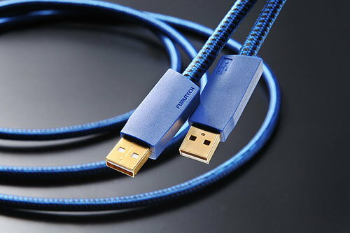 {音悅音響MUSIC HI-FI}GT2 USB-B 1.2M Type A-B 鍍銀OCC USB Cable 1.2米
