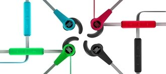 {音悅音響MUSIC HI-FI}JBL REFLECT BT 運動型藍芽耳機 紅黑藍綠四色 公司貨