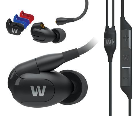 {音悅音響MUSIC HI-FI}Westone W40 四平衡電樞單體 耳道式耳機 MMCX換線設計 公司貨