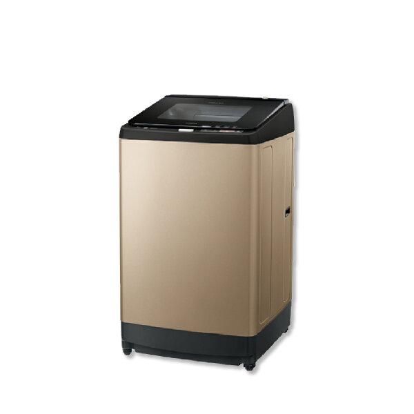 【HITACHI日立】16公斤變頻直立式洗衣機SF160XBV-香檳金【三井3C】