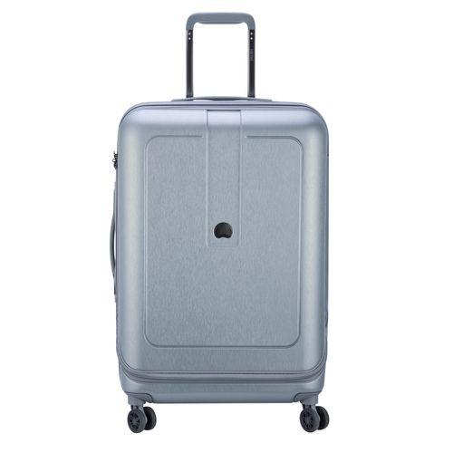 【加賀皮件】DELSEY法國大使GRENELLE系列多色可擴充加大拉鍊行李箱25吋旅行箱0020398