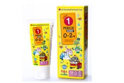 【倍麗兒】波力 嬰兒牙膏(青葡萄口味) (0~2歲)