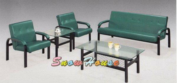 ╭☆雪之屋居家生活館☆╯AA404-06/P115-01 温莎鋼製沙發組/ 單人沙發/客廳沙發/會客沙發