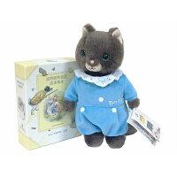 兒童節禮物Children's Day到波特經典童話故事集 III(一套4冊)+限量湯姆貓玩偶