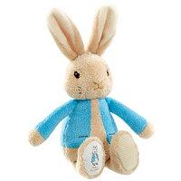 兒童節禮物Children's Day到彼得兔小玩偶(19cm)藍色