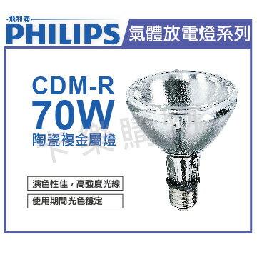 PHILIPS飛利浦 CDM-R 70W 942 PAR30 40D 陶瓷複金屬燈  PH090020