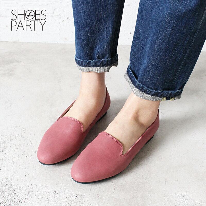 【C2-18108L】素面牛皮歐貝拉_Shoes Party 5