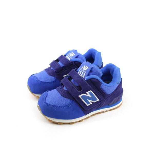 New Balance 574系列 復古鞋 藍色 小童 no208