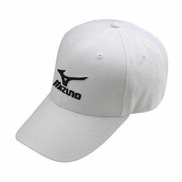 32TW760401 ( 白 ) MCLINE 新透氣棉布 運動帽 【美津濃MIZUNO】 0
