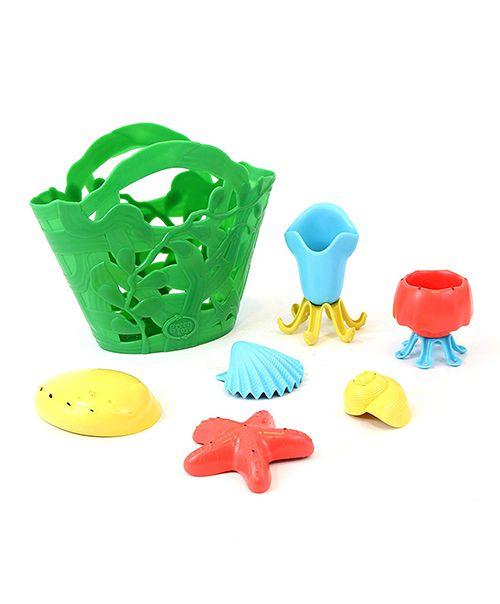 【淘氣寶寶】美國greentoys感統玩具-大堡礁派對【檢驗符合最高安全標準/沒有外部塗料,保證無毒】