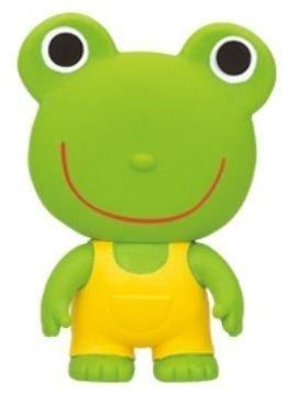 『121婦嬰用品館』樂雅 軟膠玩具 - 青蛙 0
