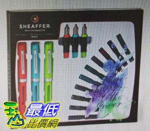 [COSCO代購]如果售完謹致歉意]W117059Sheaffer藝術鋼筆組合