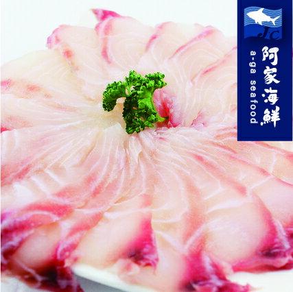 【阿家海鮮】單背大鯛魚菲力片(270g5%/包)