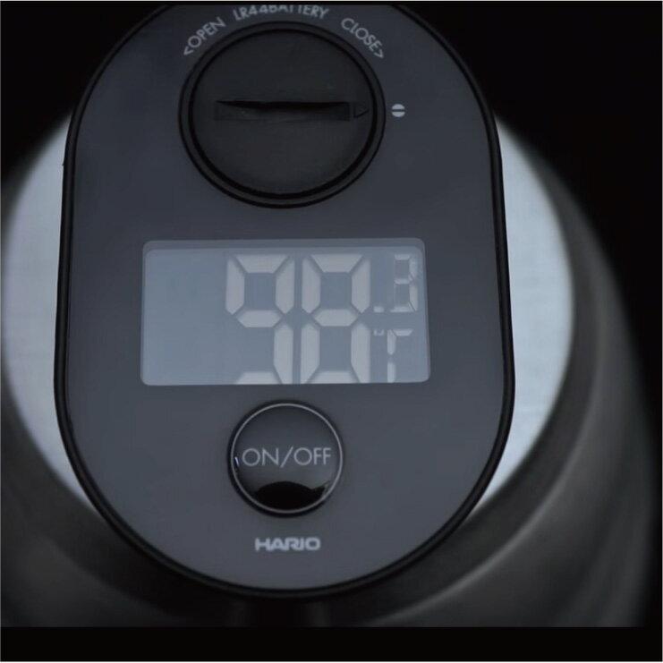 咖啡電子溫度計手沖壺組/VTM-1B + (VKB-100HSV/VKB-120HSV 2擇1) 4
