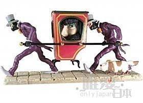 【真愛日本】5051200043 霍爾的移動城堡 模型(女巫坐轎) 日本帶回 原廠正版 非一般外流貨