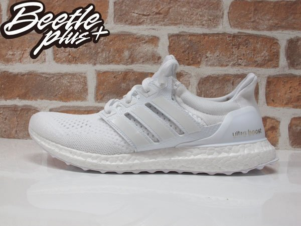BEETLE PLUS ADIDAS ULTRA BOOST J&D 全白 輕量 黑白 慢跑鞋 KANYE WEST YEEZY 余文樂 AF5826 2