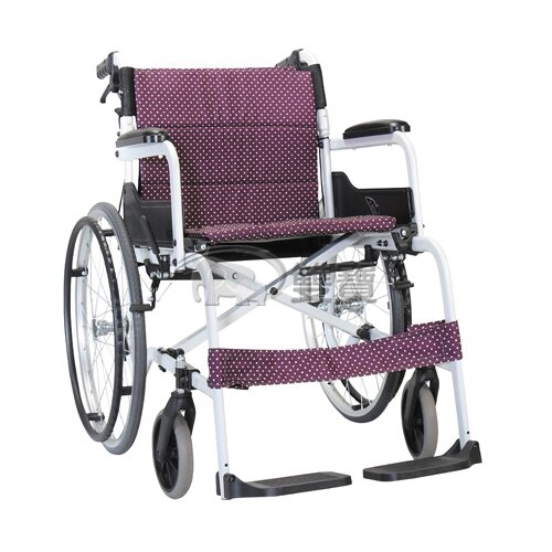 康揚 鋁合金輪椅 SM-150.5 鋁合金手動輪椅 贈好禮三選一