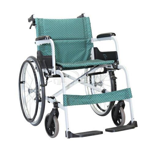 康揚 鋁合金輪椅 飛揚100 SM-100.5 鋁合金手動輪椅 贈好禮三選一