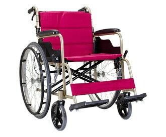 康揚 鋁合金手動輪椅 KM-1505 冬夏兩用背可折 贈好禮三選一