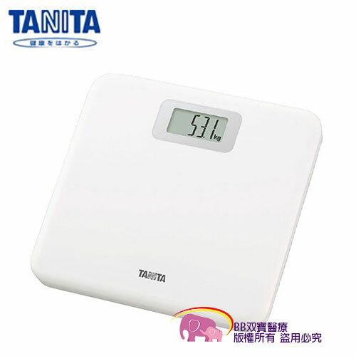 體重計HD-661-WH TANITA塔尼達電子體重機