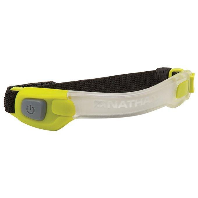 NATHAN LightBender 綠色 防水 LED手臂亮環 星光夜跑 安全性大提昇