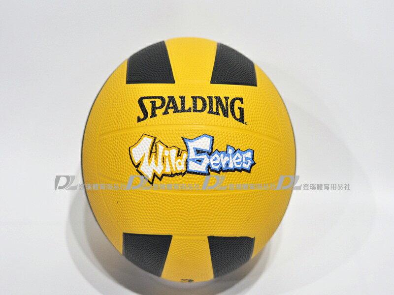 【登瑞體育】SPALDING 躲避球系列3號球  SPB83006