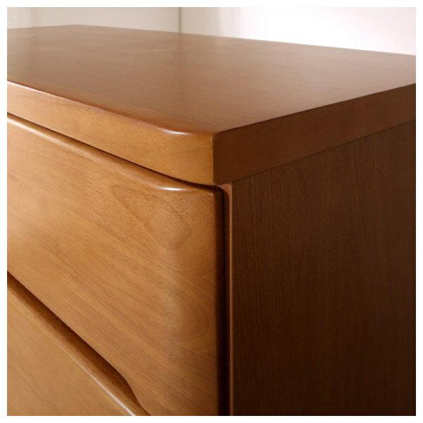 ◎(OUTLET)高整理衣櫃 斗櫃 OUKA2 90HC LBR 福利品 NITORI宜得利家居 4