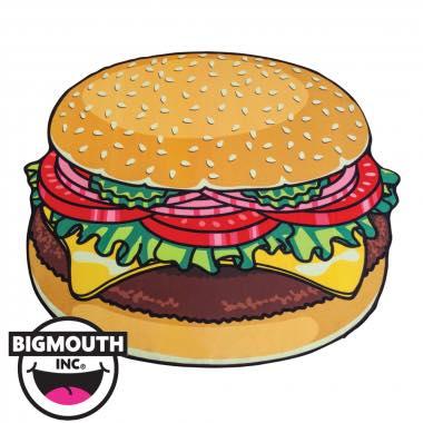 【美國BIGMOUTH】造型海灘毯 漢堡款 ((團購省運費)) 0