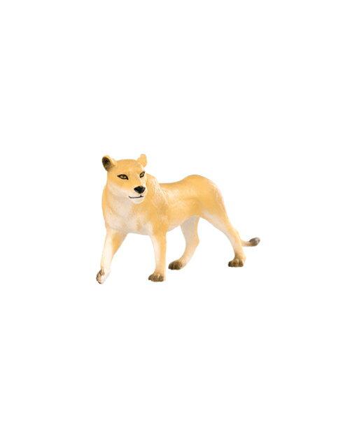 【美國B.Toys感統玩具】Terra 草原動物-母獅【紫貝殼】