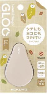 KOKUYO GLOO (嫩粉限定色)好黏便利貼/雙面膠