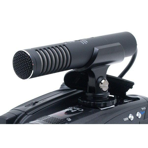 【中壢NOVA-水世界】鐵三角 AT-9941 槍型立體聲麥克風 高音質高感度 裝熱靴 防風罩 公司貨