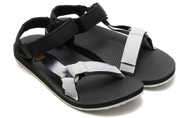 《台南悠活運動家》TEVA 美國 男款織帶戶外涼鞋 1008631-blrk