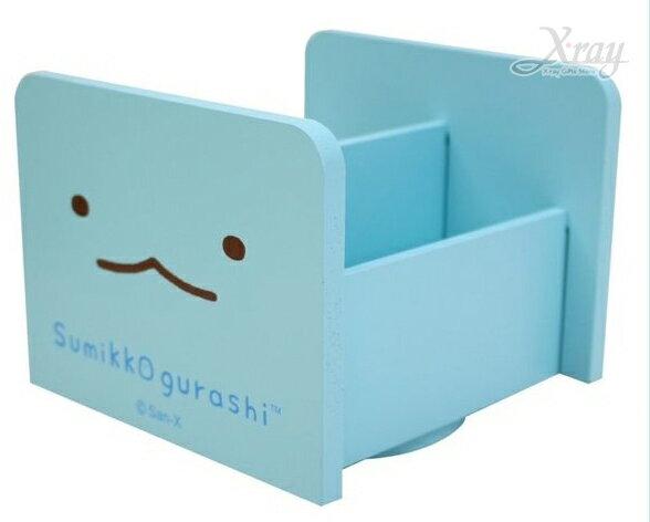 X射線【C063292】角落生物-恐龍 旋轉置物盒,置物櫃 收納櫃 收納盒 抽屜收納盒 木製櫃 木製收納櫃 收納箱 桌上收納盒