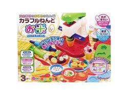 【淘氣寶寶】日本 Toyroyal 樂雅 米黏土系列-野餐組 7346