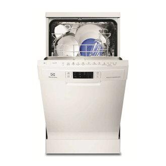 Electrolux 瑞典 伊萊克斯 ESF4660ROX 獨立式45CM洗碗機(白) 220V ‵106/6/30前贈伊萊克斯E9KLFP01平底鍋