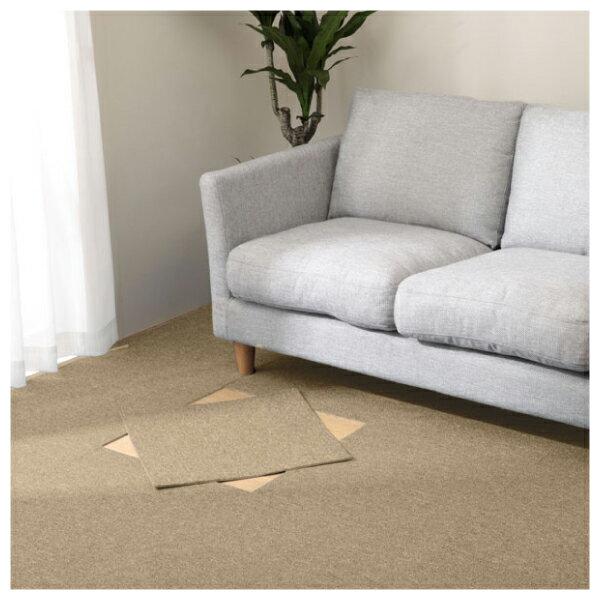 組合地毯 HAGEN MBR 50×50 NITORI宜得利家居 0