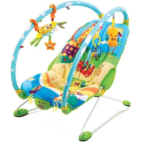 【奇買親子購物網】TinyLove多功能兩段搖椅