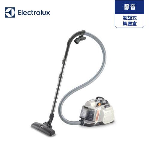【送静电撢+尘螨吸头】Electrolux 伊莱克斯 ZSP4304PP 吸尘器 静音旋风式集尘盒