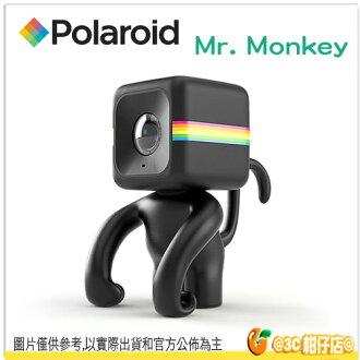 Polaroid 寶麗萊 CUBE Mr. Monkey 猴型 猴塞雷支架 CUBE PLUS 專用配件 可愛配件 桌邊小動物 國祥公司貨