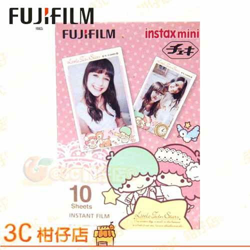 富士 FujiFilm MINI 雙子星 底片 雙胞胎 KIKI LALA 卡通底片 mini 7S  /  25  /  50  /  7  /  8 - 限時優惠好康折扣