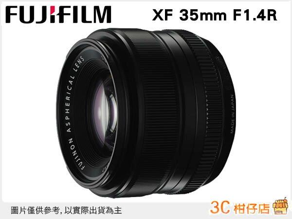 送保護鏡  富士 Fujifilm XF 35mm F1.4 R 大光圈 XM1 X-M1 X-E1 XE1 X-PRO1可用 恆昶公司貨 1年保固