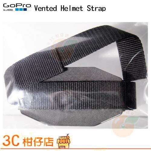 GoPro GVHS30 專屬配件 Vented Helmet Strap Mount 有孔安全帽固定帶 安全帽 帶 頭盔帶 HERO 2 HERO2 HERO 3 GoPro3+ 用