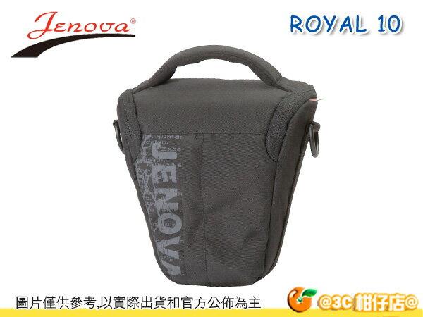 JENOVA ROYAL 10 皇家系列 三角槍包 側背 斜背 1機1 鏡 附防雨罩 公司貨