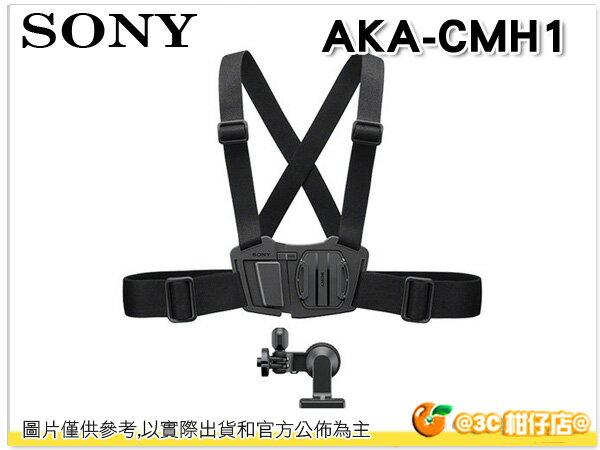SONY AKA-CMH1 胸前裝置帶 AS15 AS30 專屬配件 極限攝影 運動 台灣索尼公司貨 - 限時優惠好康折扣