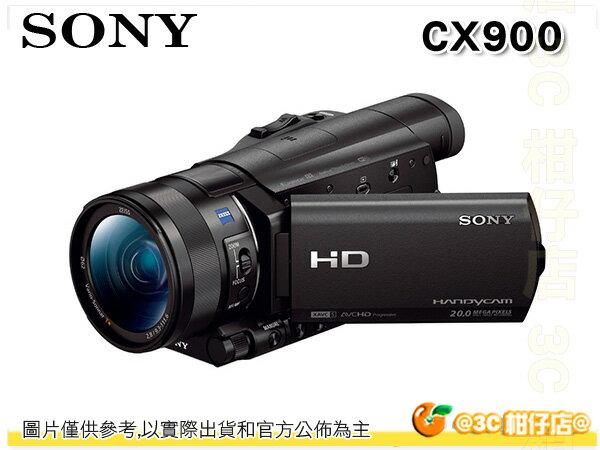 送32G+保護貼 SONY HDR-CX900 大感光元件 數位攝影機 台灣索尼公司貨 兩年保固