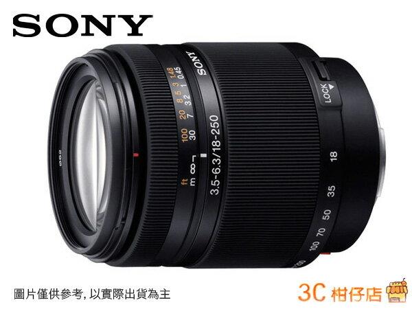 送保护镜 SONY APS DT 18-250mm F3.5-6.3 SAL18250 SAL-18250 变焦镜头 随附遮光罩 (ALC-SH104) 台湾索尼公司货